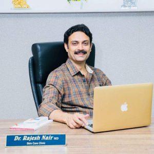 Dr.rajesh nair_Skin Care Trivandrum